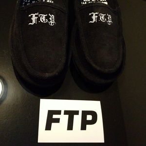 57c8752bd9c5 FTP Shoes - Ftp house slippers